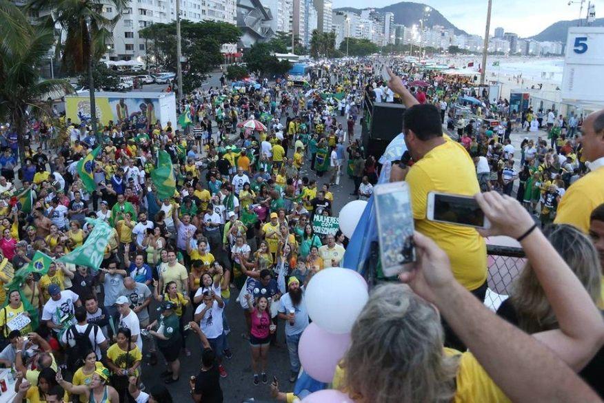 protesto - Paraibanos farão atos em apoio a Moro, à reforma da Previdência de Guedes e ao porte de armas