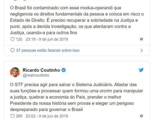 ricarda 708x536 300x227 - Ricardo Coutinho diz que STF precisa processar e afastar quem formou uma orcrim para manipular a justiça