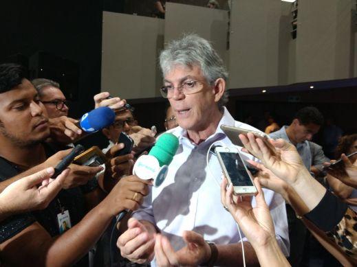 ricars 300x225 - Ricardo Coutinho diz que STF precisa processar e afastar quem formou uma orcrim para manipular a justiça