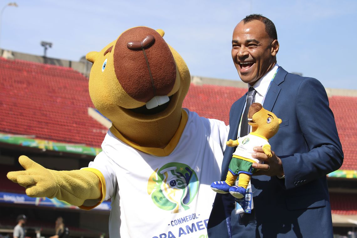 Brasil e Bolívia abrem hoje a Copa América no Morumbi