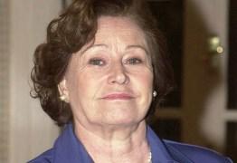 LUTO: Morre aos 83 anos a atriz Sônia Guedes