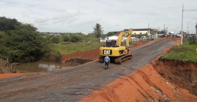 unnamed 14 e1561841856663 780x405 300x156 - Desvio na rodovia entre Santa Rita e Cruz do Espírito Santos é Liberada para tráfego de veículos