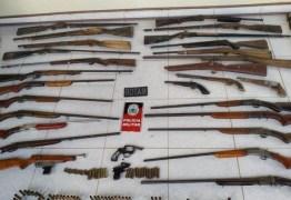 OPERAÇÃO FESTA JUNINA: Polícia apreende 29 armas de fogo e desarticula oficina no Cariri