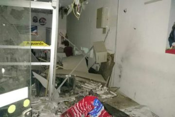 Justiça manda bancoindenizar idosa que teve parte da casa destruída após explosão