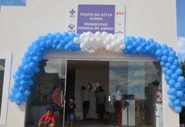 Zé Aldemir entrega Posto de Saúde Minervino Pessoa de Abreu às comunidades do Sítio Almas e adjacências