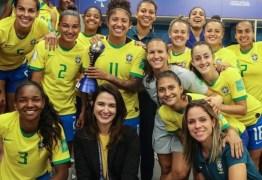 CBF triplica premiação da seleção, e cada jogadora vai receber R$ 120 mil por campanha na Copa