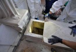 Vaticano procura jovem desaparecida e descobre que restos mortais de duas princesas também sumiram