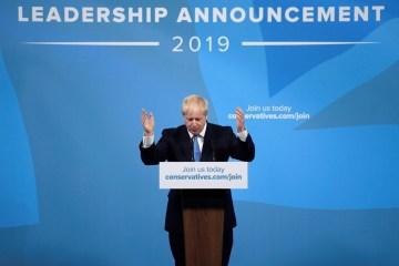 2019 07 23t114619z 2017950573 rc160c3a2ed0 rtrmadp 3 britain eu leader - Boris Johnson é escolhido para ser o primeiro-ministro do Reino Unido