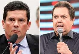 Fausto Silva aparece em conversas entre Moro e procuradores divulgadas pela Veja