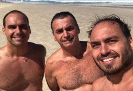Globo usa programa humorístico para ironizar do presidente Jair Bolsonaro e seus filhos