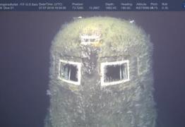 """""""Chernobyl do fundo do mar"""": Pesquisadores detectam vazamento de radiação em submarino nuclear -VEJA VÍDEO"""