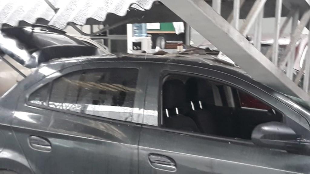 3673a59d 29b2 4d14 b26f aa8ab804efd6 1024x576 - TRAGÉDIA EM CG: Teto da concessionária Chevrolet desaba e destrói veículos - VEJA VÍDEO