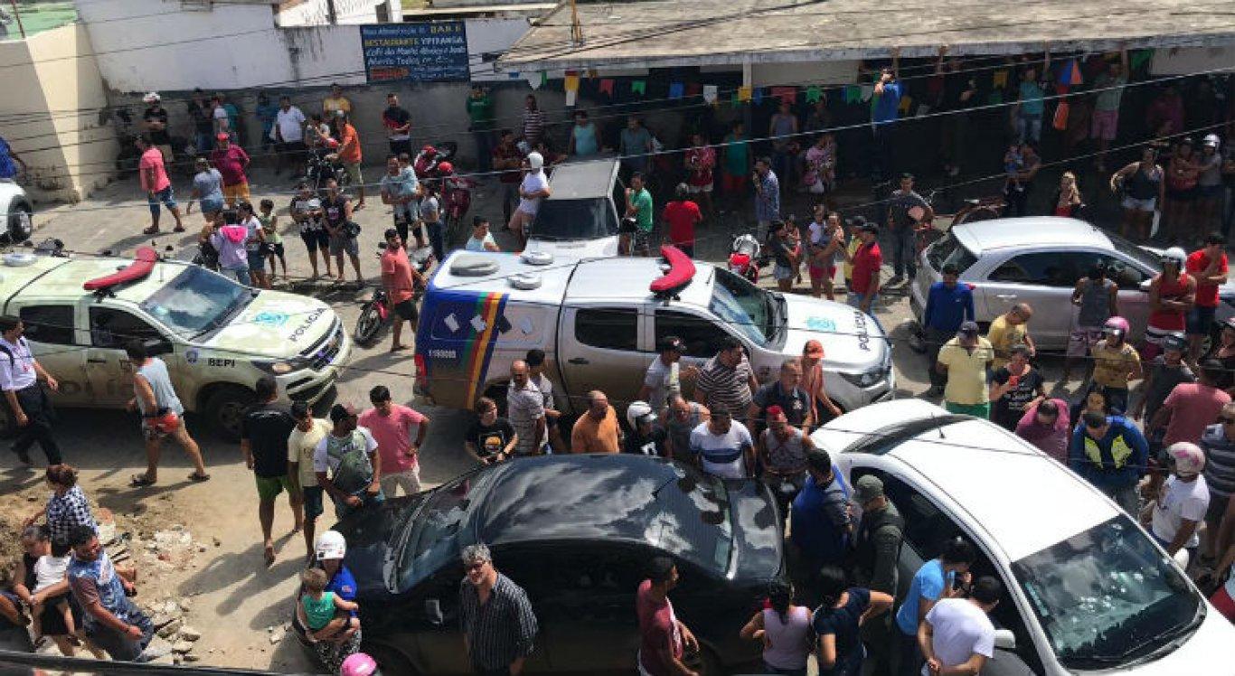 3dacc63f80 whatsapp image 20190702 at 11l - VINGANÇA? MP pede explicações sobre oito suspeitos mortos após assassinato de policial