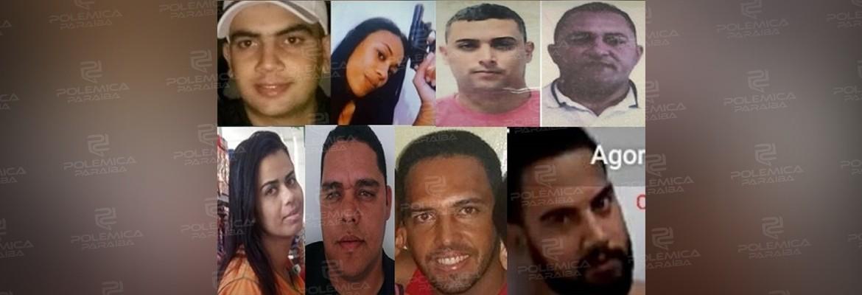 42 - SAIBA QUEM SÃO: Veja os oito envolvidos em assalto que foram mortos durante ação policial em Barra de São Miguel