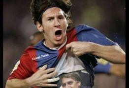 MESSI E BOLSONARO? Assessoria do Barcelona explica imagem de presidente brasileiro em camisa de jogador
