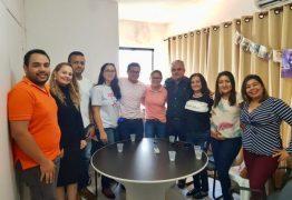 Agente de Saúde assume coordenação do NASF em Alhandra e recebe boas vindas do prefeito