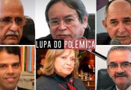 LUPA DO POLÊMICA: Conheça quem são e quanto recebem os procuradores de Justiça do MPPB