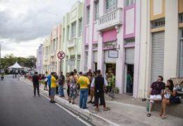 Eventos movimentam Centro Histórico de João Pessoa em comemoração ao primeiro ano da Villa Sanhauá