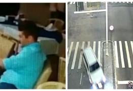 Motorista que causou acidente na Epitácio Pessoa se apresenta a polícia e é liberado em seguida– VEJA VÍDEO
