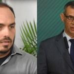 CARLUXO general Otávio - Carluxo leva o porta-voz Rêgo Barros à frigideira: VEJA VÍDEO