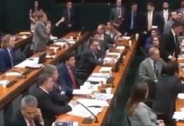 Deputado chama Moro de 'juiz ladrão' e audiência termina em confusão – VEJA VÍDEO