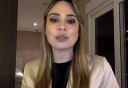 Paraibana, Raquel Sheherazade manda recado para Bolsonaro: 'Acorda, presidente!' – VEJA VÍDEO