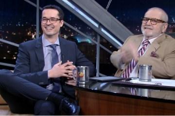 Deltan 1 - VAZA-JATO: em novos diálogos, Deltan revela a Moro estratégias de entrevista no programa Jô Soares e cita ministro do STF