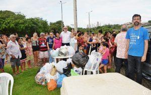 EntregaDoações ComunidadeSãoRafael OIS 3815 1 1000x630 300x189 - Sindicado dos Bancários entregou doações às vítimas das chuvas na comunidade São Rafael