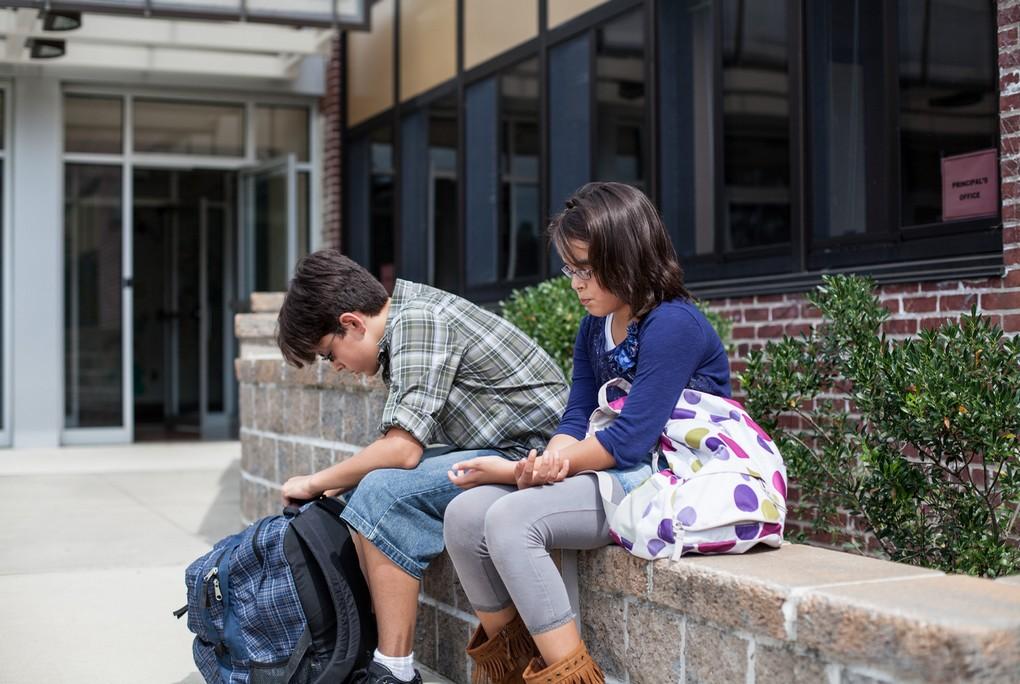 FOTO 5 - Escolas brasileiras registram casos de bullying semanalmente