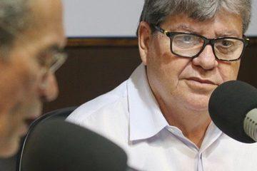 João Azevêdo anuncia obras e show de Paralamas do Sucesso no aniversário de João Pessoa