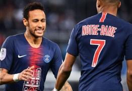 POR TELEFONE: Neymar avisou PSG que quer sair e que não fará pré-temporada