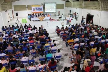 Plenária ODM Foto Leandro Santos Secomd - Plenária do Orçamento Democrático Municipal acontece em Jacumã nesta quinta-feira