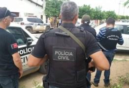OPERAÇÃO INTRIGA: Polícia cumpre 12 mandados contra crimes de homicídios em Campina Grande