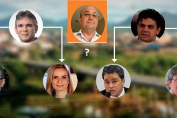 SAO BENTO - SUCESSÃO MUNICIPAL: Em São Bento, 'fator surpresa' pode quebrar polarização entre Jarques e Gemilton em 2020