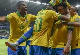 Os meninos ganharam a Copa América, as meninas brilharam. É o Brasil!