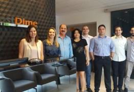 Secretário Durval Ferreira, presidente do Conselho Administrativo do Extremotec, visita mais uma empresa filiada ao Polo