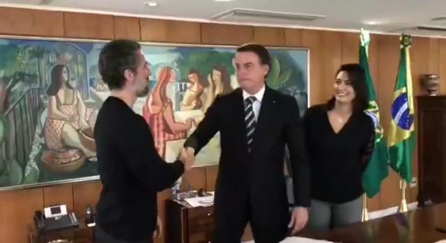 Bolsonaro sanciona lei que inclui autistas no Censo e Marcos Mion comemora: 'Um grande passo'; VEJA VÍDEO