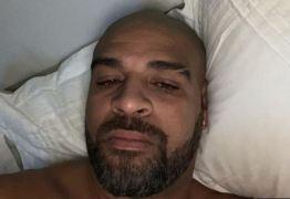 'NÃO EXISTE MARIA DA PENHA PARA VIADO' Adriano Imperador viraliza com comentário homofóbico após confusão