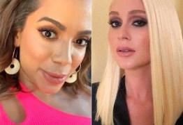 Anitta grava vídeo comentando novo corte de cabelo de Marina Ruy Barbosa – VEJA VÍDEO