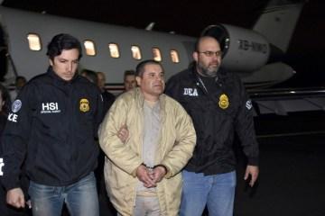 ap19197851792617 - El Chapo é sentenciado à prisão perpétua nos EUA
