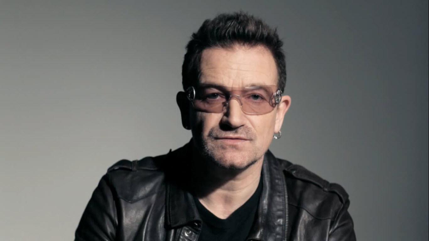 bono vox - Durante show, vocalista do U2 compara Bolsonaro a diabo