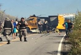 Bandidos explodem carro forte em Jericó e PM da Paraíba e Rio Grande do Norte fazem buscas – VEJA VÍDEO