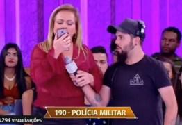 Homem confessa agressão contra mulher durante programa de TV e apresentadora chama polícia – VEJA VÍDEO