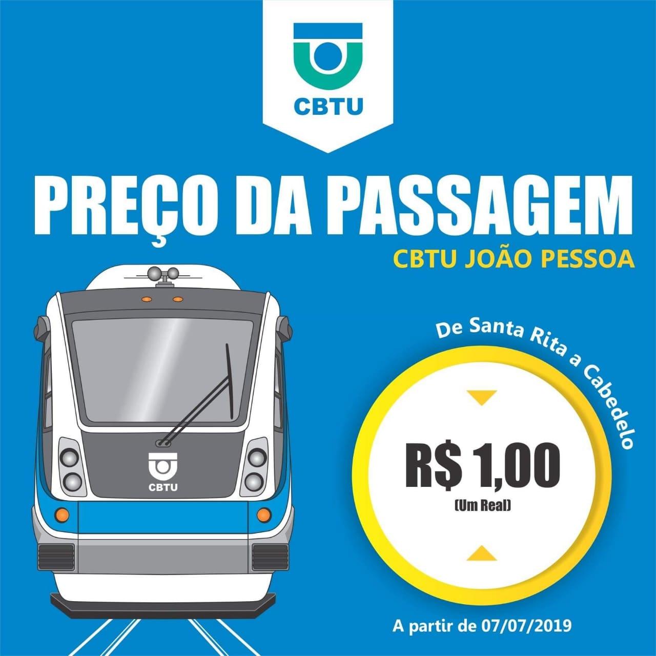 d381d45e 77ff 4279 8266 adf937e23d16 - Tarifa de trem e VLT será reajustada para R$ 1,00 no próximo domingo