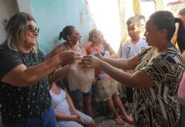 Projeto 'Pão Solidário', do deputado Eduardo Carneiro, beneficia 200 famílias das comunidades Riacho Doce e Colibris