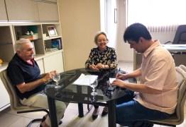 Ruy Carneiro anuncia investimentos para novo Centro de Reabilitação de Catolé do Rocha