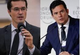 """Em novo vazamento, Dallagnol pede verba pública a Moro para lançar vídeo publicitário da """"lava jato"""""""