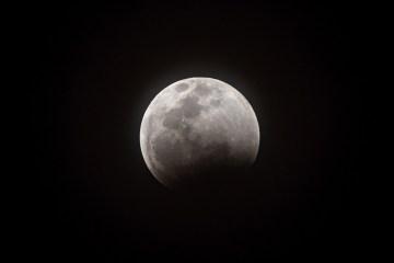 Eclipse parcial da Lua poderá ser visto na Paraíba nesta terça-feira (16)