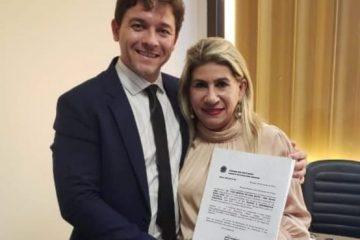 edna henriques - Deputada Edna Henrique garante emendas para Monteiro, Santa Luzia e Itaporanga