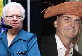 'Não se fantasie com chapéu de couro que só fica bem na cabeça de cidadão digno e honrado', diz Luiza Erundina